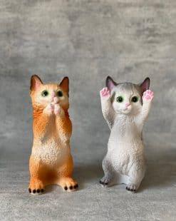 фигурки котята