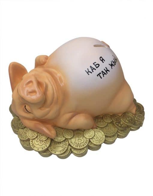купить копилку свинья в минске