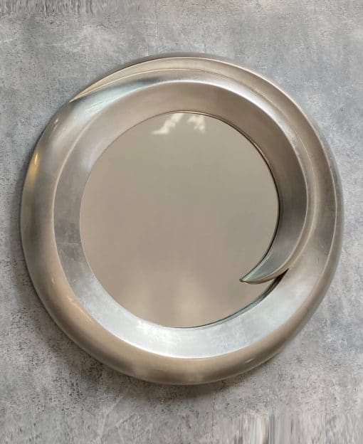 настенное круглое зеркало