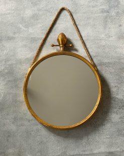 зеркало настенное на шнуре