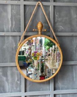 оригинальное зеркало на стену