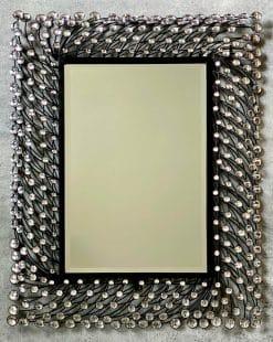 зеркало кованное настенное
