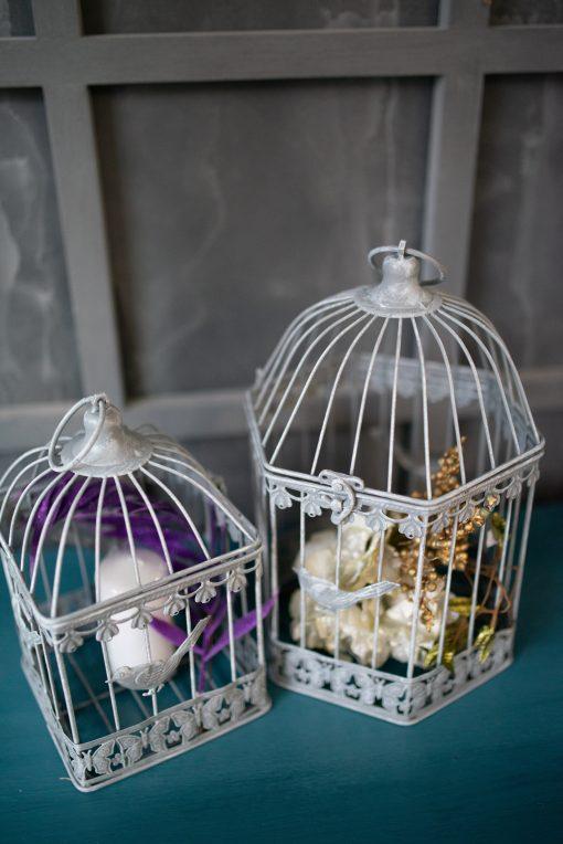 птичья клетка для декора интерьера купить