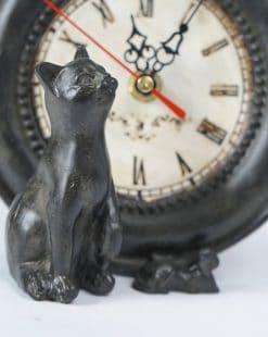 часы оригинальные на камин