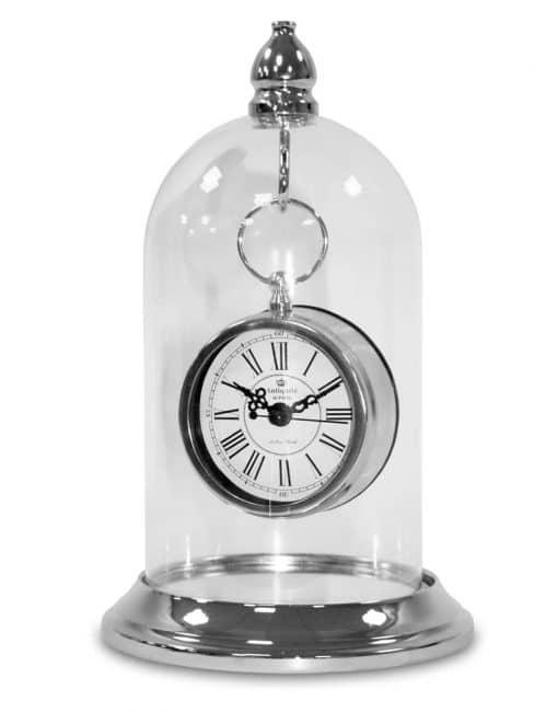купить часы в стеклянной колбе