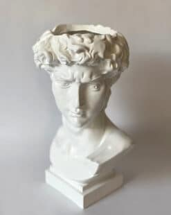скульптура голова давида