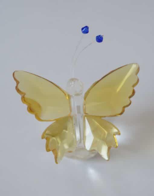 бабочка хрустальная купить