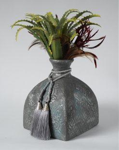 ваза керамическая для цветов