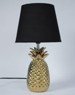 лампа настольная ананас