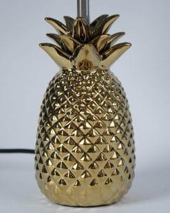 купить настольную лампу с золотом