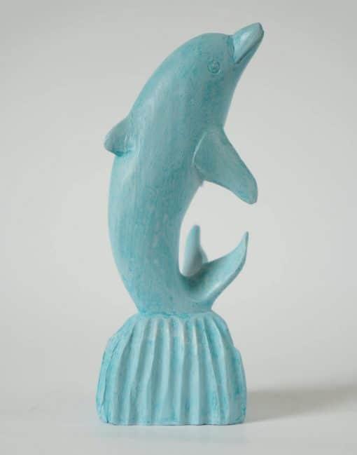 дельфин на счастье