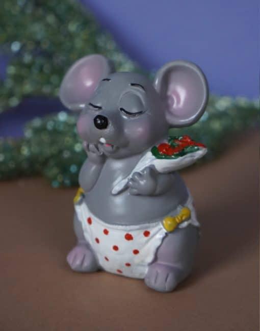 фигурка мыши