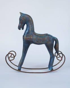 конь-качалка