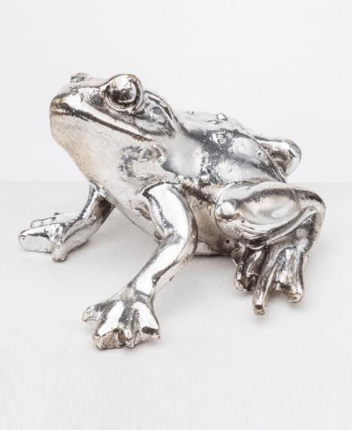 лягушку металлическую