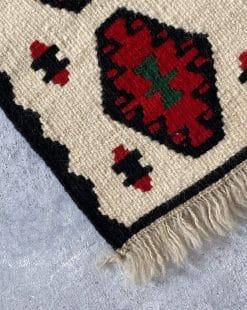 домотканая мексиканская дорожка для декора