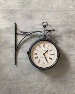 часы настенные двусторонние