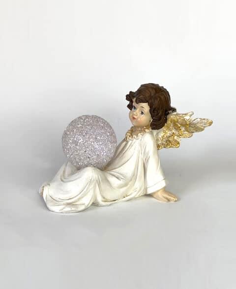 фигурка ангел-ночник
