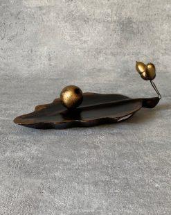 подставка деревянная для ручки