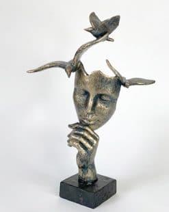 статуэтка мысли