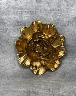 панно настенное цветок