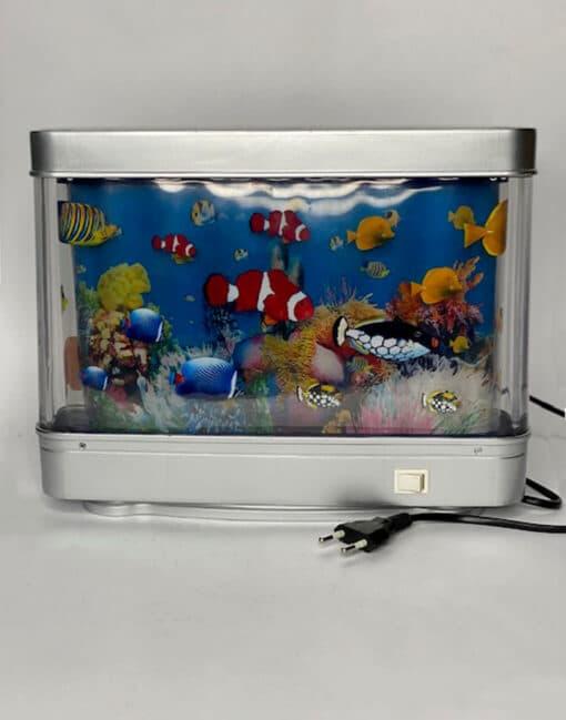 светильник ночник аквариум