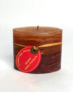 свеча с запахом корицы