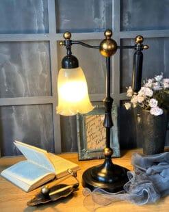 лампа настольная интерьерная в минске