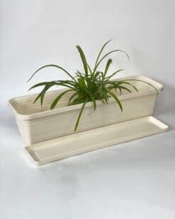 ящик для балконных растений с поддоном