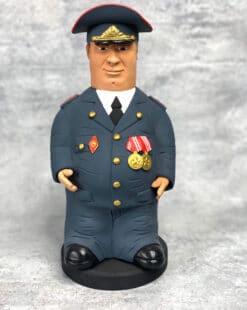 Милиционер статуэтка в подарок