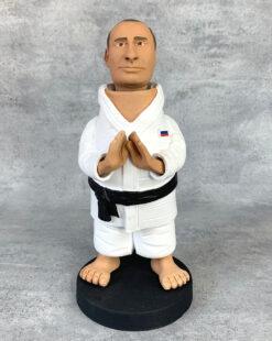 статуэтка дзюдоист путин